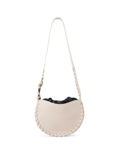 Romeo and Juliet embroidered book clutch