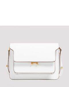 Trunk saffiano medium bag
