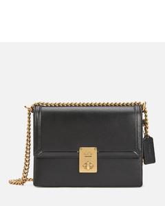 Women's Hutton Shoulder Bag - Black