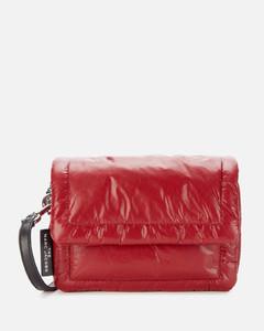 Women's The Mini Pillow Bag - Cranberry