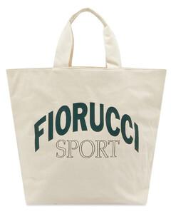 Beige Twist woven leather pouch bag