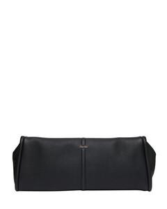 neutral Lou leather belt bag