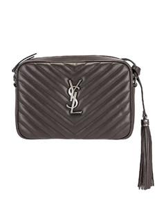 Medium Lou Satchel Bag