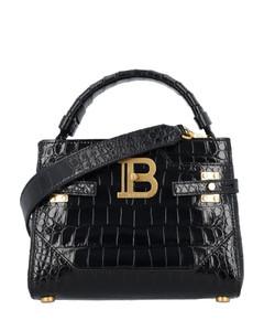 Prism clutch bag