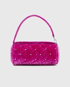 Bon Bon Quilted Crystal Mini Bag