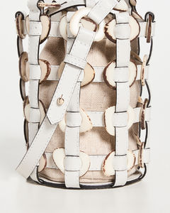 Small Logo Basket Bag