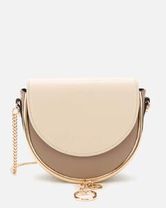 's Mara Shoulder Bag - Motty Grey