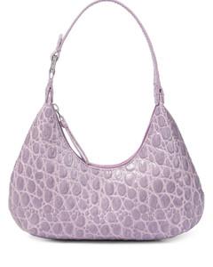 Baby Amber leather shoulder bag