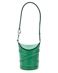 THE SMALL CURVE BUCKET BAG
