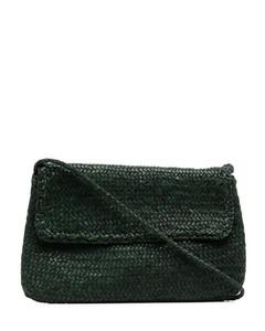 Gold mini Falabella bag