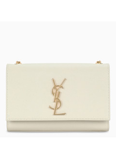 Cream white Kate Monogram small bag