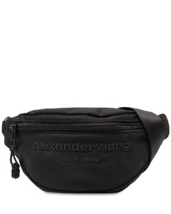 Primal Nylon Tonal Logo Belt Bag