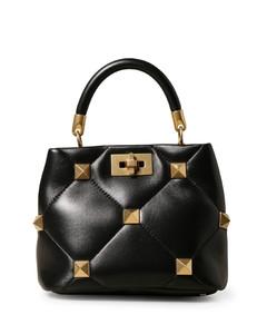 Roman Stud leather bag
