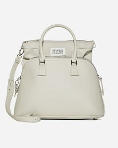 5AC leather medium bag