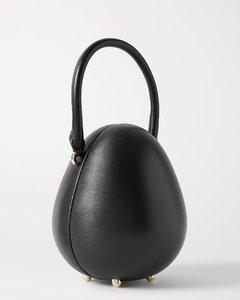 Egg皮革迷你手提包