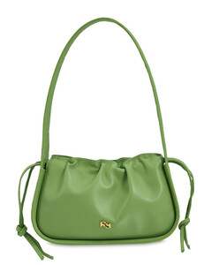 Cush Flat leather hand bag