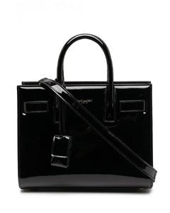 Sac De Jour Nano Leather Tote Bag