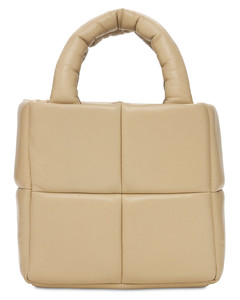 Rosanne Quilted Leather Tote Bag