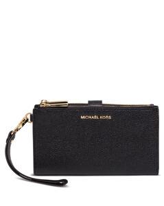 Mini Gingham Leather Lola Bag