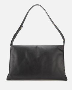 Women's Large Puffin - Black