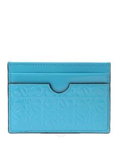 Repeat Blue Ladies Card Case