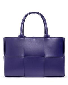 白色Shopper Wallet单肩包