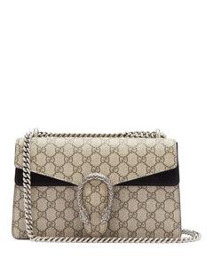 Dionysus small GG Supreme shoulder bag