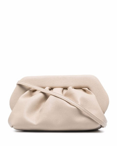 Baby Cush pink leather top handle bag