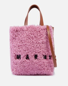 Lotus 25 leather tote