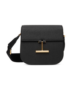 Red nappa leather The Pouch 20 belt bag