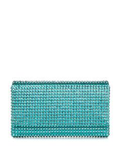 Id small leather crossbody bag