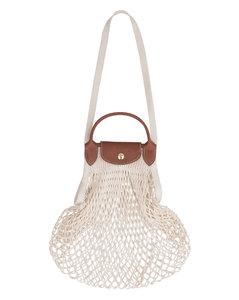 Woman Floral-print Shell Shoulder Bag
