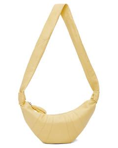 SSENSE发售黄色Croissant单肩包
