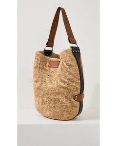Alix mini leather cardcase-on-chain