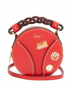 Daria leather cross-body bag
