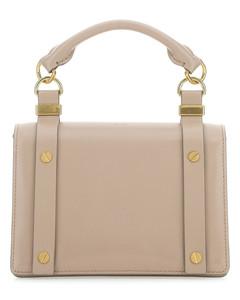 Society Vintage Check Clutch Bag