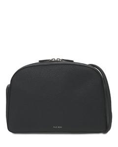 Grain Leather Single Mignon Shoulder Bag