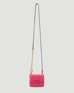 Vsling Micro Shoulder Bag in Pink