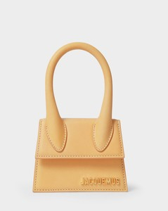 Le Chiquito Bag in Light Brown Leather