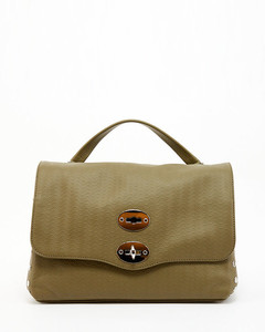 Handbag In Oud-hot Gold Calfskin