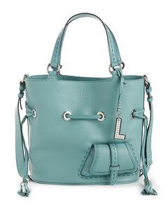 Handbag In Oud-hot Gold Calfskin