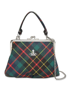 Derby Frame Purse Bag