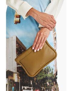 Women's Duffle Recycled Bag - Leopard