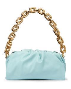 The Chain Pouch皮革单肩包