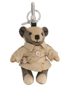 Thomas Bear Bag Charm