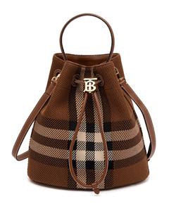 Medium Cabas Cotton Canvas Tote Bag