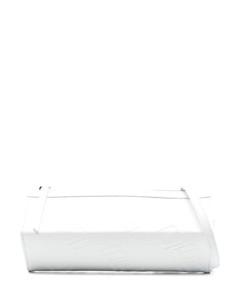 Vintage Check Clutch Bag in Beige