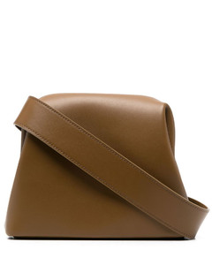 Medium Quilted Leather Skull Chain Bag