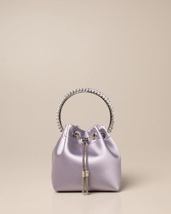 Bon Bon bag in satin