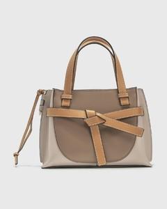 Mini Gate Top Handle Bag